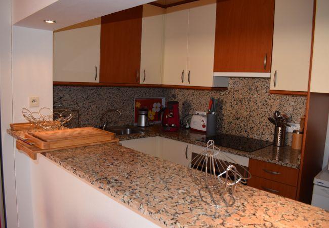 Apartamento en Empuriabrava - Bonito apartamento cerca de la playa y centro con piscina-305
