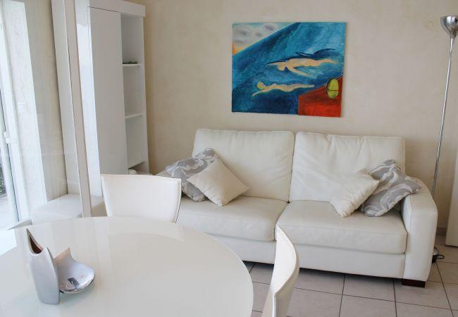 Apartamento en Canyelles Almadraba (Aj. Roses) - Bonito apartamento, vistas mar, directo playa-220
