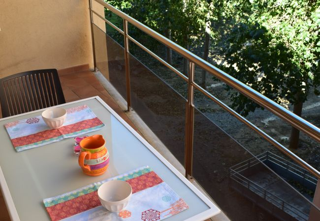 Apartment in Empuriabrava - Nice apartment near of beach ans center with pool-305