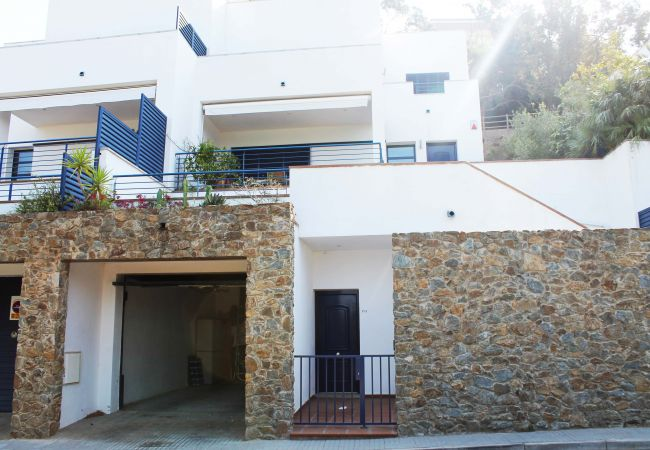 House in Canyelles Almadraba (Aj. Roses) - Beautiful house with sea view and jacuzzi-160