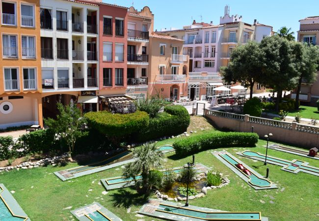 Apartment in Empuriabrava - Apartment near of beach with community pools-329