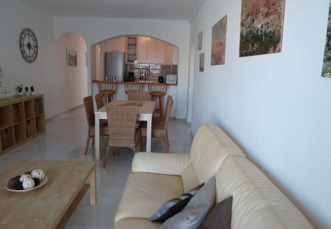 Apartment in Empuriabrava - Apartment with parking, terrace and pool-232