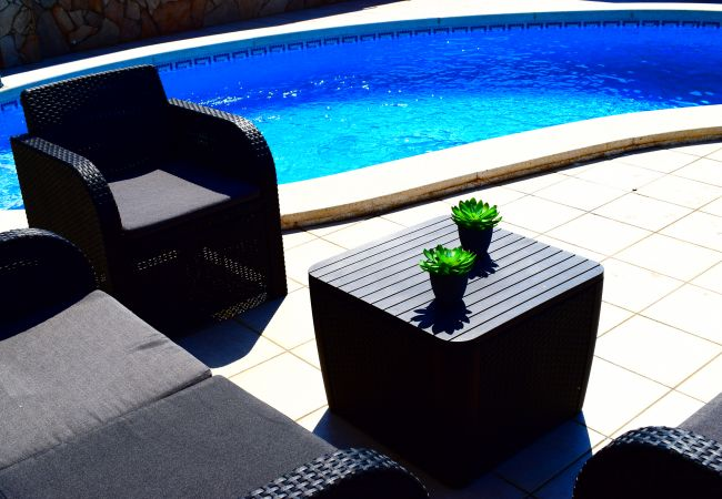 House in Empuriabrava - Beautiful house with pool -386